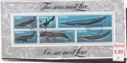 Namibia  S.W.A.  -  Serie Completa  Fauna  - 11/10222 - Namibia (1990- ...)