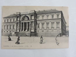 Nantes - Le Palais De Justice Ref 0581 - Nantes