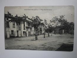 26 Hauterives, Place Des Terreaux (4835) - Hauterives