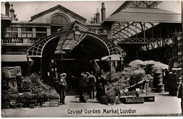 Royaume Uni United Kingdom London Covent Garden Market - London Suburbs