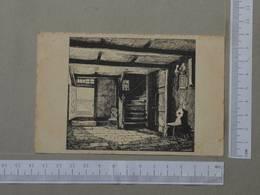 GERMANY - Haus Von Bach In Eisenach -  Thuringia -   2 SCANS  - (Nº26435) - Eisenach