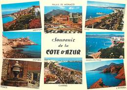 D1390 Cote D`Azur Multi Vues - France