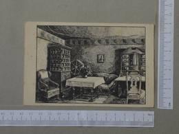 GERMANY - Haus Von Bach In Eisenach -  Thuringia -   2 SCANS  - (Nº26436) - Eisenach