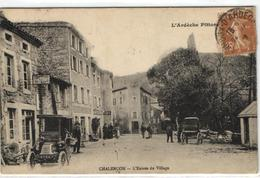 1 Cpa Chalençon - France
