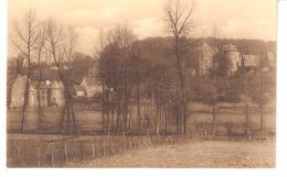 Gaasbeek-Gaesbeek (Lennik)+/-1910-Het Huis Vanden Baljuw-van Den Weg Naar St.Quintens-Quentin-Lennick-Maison Du Bailli - Lennik