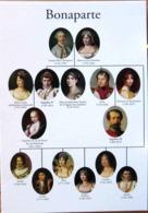 BONAPARTE PORTRAITS ET GENEALOGIE REUNION DES MUSEES NATIONAUX SCAN R/V - Généalogie