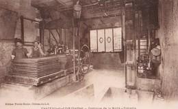 Reproductions (en Photo) Chateau Du Loir : Magasins Lebert,Lecomte Garage Pompe à Essence,ateliers Létard,cidrerie - Chateau Du Loir