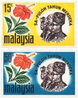 Ref. 91973 * NEW *  - MALAYSIA . 1967. 10th ANNIVERSARY OF  INDEPENDENCE. 10 ANIVERSARIO DE LA INDEPENDENCIA - Malasia (1964-...)