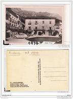 6869 AK/PC/CARTE PHOTO AU BROMURE/1947/ANDORRE LA VIEILLE/PLACE CENTRALE/TTB - Andorra