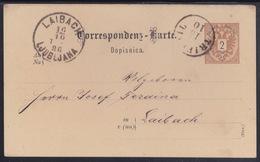 Trifail, 2 Kr Postcard, 1886 - 1850-1918 Imperium