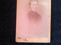 ANNÉE 1897 ABONNEMENT EXPOSITION INTERNATIONALE DE BRUXELLES ET DE TERVUEREN POUR FEMME DE FONCTIONNAIRE  BELGIQUE - Tickets - Vouchers