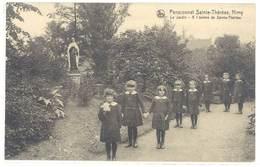 Cpa Belgique - Pensionnat Sainte-Thérèse - Nimy - Le Jardin, ....  ( S. 3483 ) - Belgique