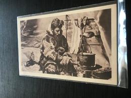 Amerique Du Sud Cuisine Du Missionnaire Peau De Bete Trepier Faitout Cruxifix - Postcards