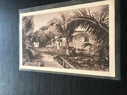 Oceanie Tanzanie Makoga Village De Lepreux - Postcards
