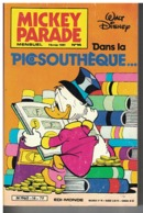 MICKEY PARADE   N°  14     DANS LA PICSOUTHEQUE - Disney