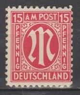 Allemagne : Timbre Ancien Neuf Sans Charnière ** - - Allemagne