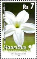 Ref. 256983 * NEW *  - MAURITIUS . 2010. FLOWER. FLOR - Mauricio (1968-...)
