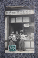 MARSEILLE -  Devanture De Commerce De Vente De Vins Du ROUSSILLON Au 23 Rue PAVILLON. - Alter Hafen (Vieux Port), Saint-Victor, Le Panier