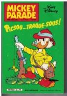MICKEY PARADE   N°  16    PICSOU...TRAQUE-SOUS ! - Disney