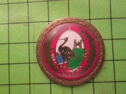 1118c Pin's Pins / Beau Et Rare / THEME SPORTS : CLUB BOWLING CANADA ? HERNE BAY OISEAU GENRE FLAMANT ROSE - Bowling