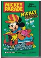 MICKEY PARADE   N°  24     MICKEY EXPRESS - Disney