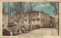 """CPA FRANCE 83 """"Le Luc, Hostellerie Du Parc"""" - Le Luc"""