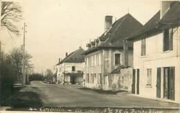 "CARTE PHOTO FRANCE 38 "" Corbelin, RN 75 à Bois Vion"" - Corbelin"