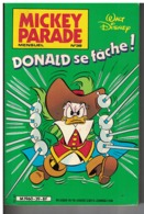 MICKEY PARADE   N°  39     DONALD SE FACHE - Disney