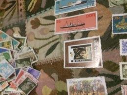 COREA DEL NORD ARTE - Stamps