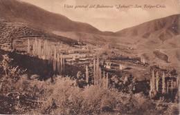 CHILI 1917 CARTE POSTALE DE SAN FELIPE - Chile