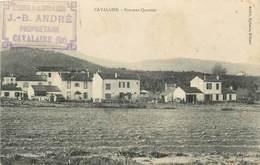 """CPA FRANCE 83 """" Cavalaire, Nouveau Quartier"""" - Cavalaire-sur-Mer"""