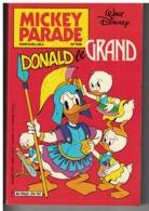 MICKEY PARADE   N° 59     DONALD LE GRAND - Disney