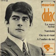 "Maurice Dulac  ""  La Veuve Sylvie  "" - Vinyl Records"