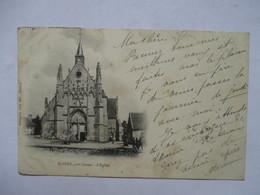 ST-PERE     PRECURSEUR DE 1901  -   L'EGLISE           TTB - Sonstige Gemeinden