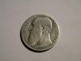 BELGIE - 50 CENTIMEN 1901. - 06. 50 Centimes