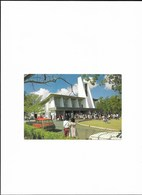 Maurice Eglise De Sainte Croix Sortie De Messe - Mauritius