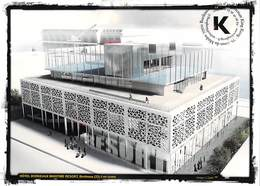33] Gironde > BORDEAUX Construction D'un Complexe Hôteler De 145 Chambres ARCHITECTURE - Bordeaux