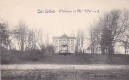 119 Landelies Chateau De Mr Wilmart - Bélgica