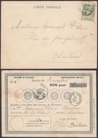 """Belgique CP Publicitaire """" Bon Pour 20 Baisers"""" (6G23184) DC0635 - Belgium"""