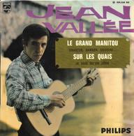 "Jean Vallée  ""  Le Grand Manitou "" - Vinyl Records"