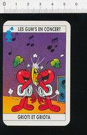 Humour Musique Cymbales / 124/6-D - Non Classés