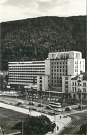 D1378 Romania Brasov Hotel Carpati - Romania