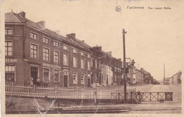 119 Farciennes Rue Joseph Bolle PETITE COUPURE DANS LE BAS - Farciennes