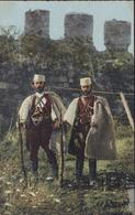 CP CPA Carte Postale Albanie Due Capi Di Bande Della Malakastra Albania - Albania