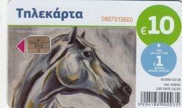 GREECE - The Black Horse, M179, Tirage 50.000, 02/18, Used - Greece