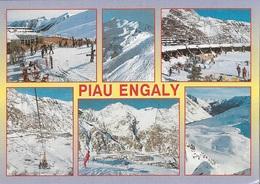65 - PIAU-ENGALY - La Station Le Pic Du Piau - Multi Vues 6 - Cpm - écrite - - Lancieux