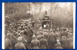 Armée Allemande  - Messe En Plein Air --probablement Forêt D Argonne - Guerre 1914-18