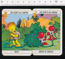 Humour Frity Et Grottes Jardinage Arrosage Tuyau Robinet  ??? Cornet De Frites ??? / 124/6-D - Unclassified