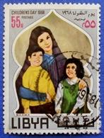 253 LIBYA 55 M 1968 CHILDREN'S DAY - USED - Libya