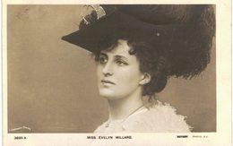 Thème - Célébrités - Actrice - Evelyn Millard - Femmes Célèbres